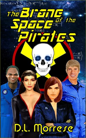 The Brane of the Space Pirates - digital cover